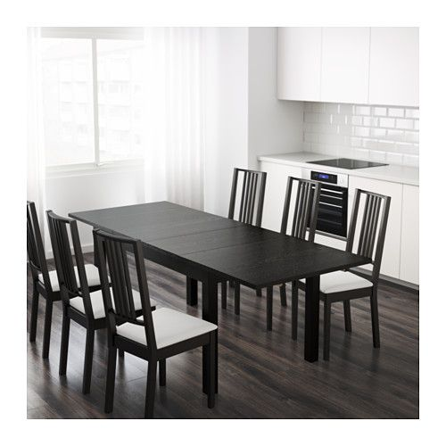Us Furniture And Home Furnishings Extendable Dining Table