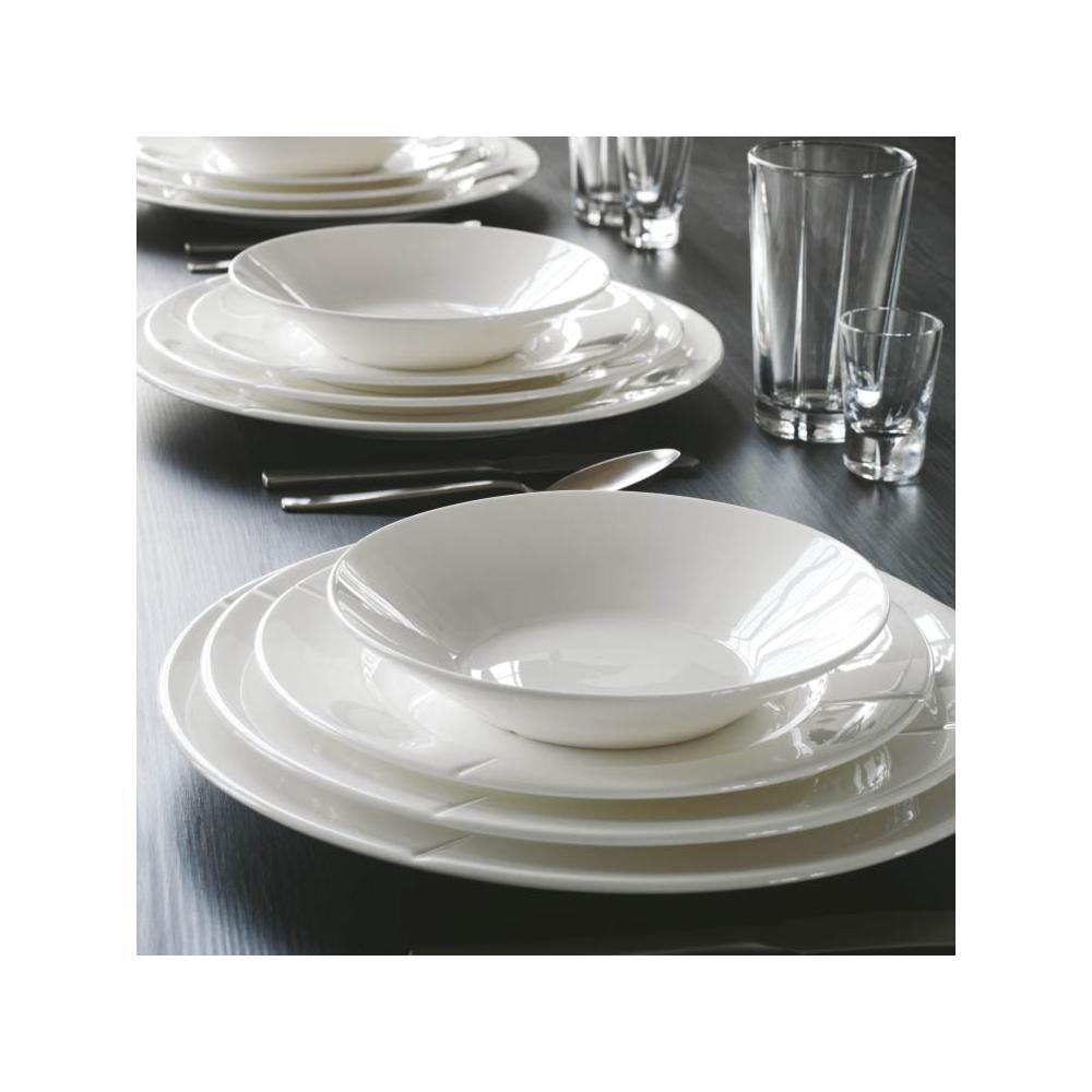 Service Vaisselle Design   Service De Vaisselle Bandos 16 Pièces ... 3c7b3157f3f