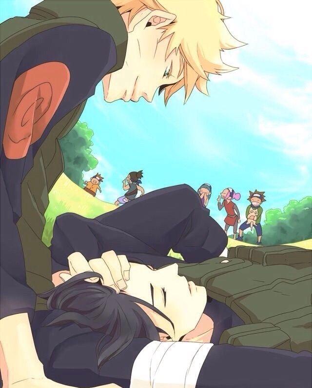 sweet couple sasuke uchiha - photo #4