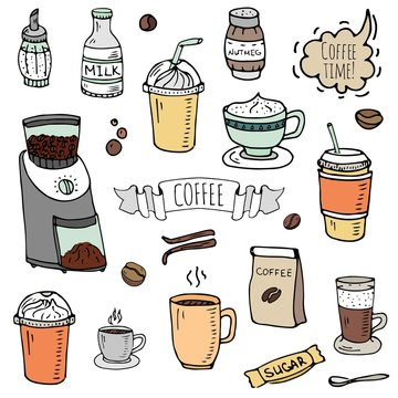 Stock Photos Royalty Free Images Graphics Vectors Videos In 2021 Coffee Making Machine Icon Set Vector Time Icon