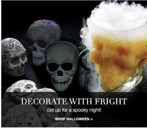 Decorate with fright! Set up for your spooky night! #Halloween #Spooky #HolidaySales #Holiday #Scary #Creepy #frightful #HauntedHouse