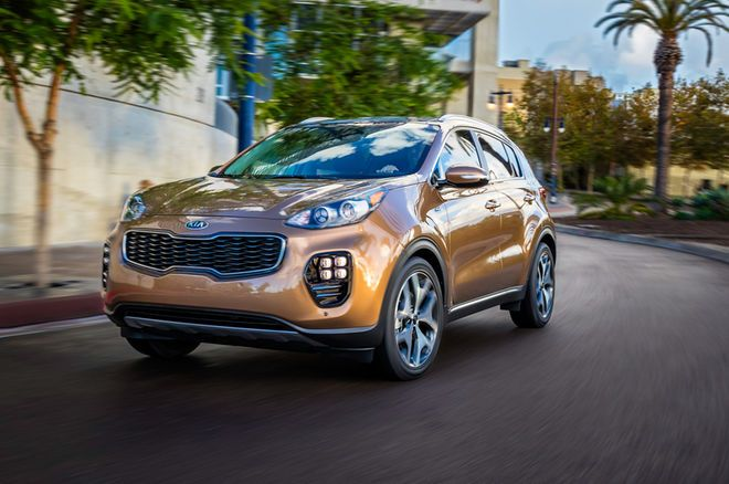 2017 Kia Sportage Accessories >> 14 Fun Facts And Cool Features On The 2017 Kia Sportage Www