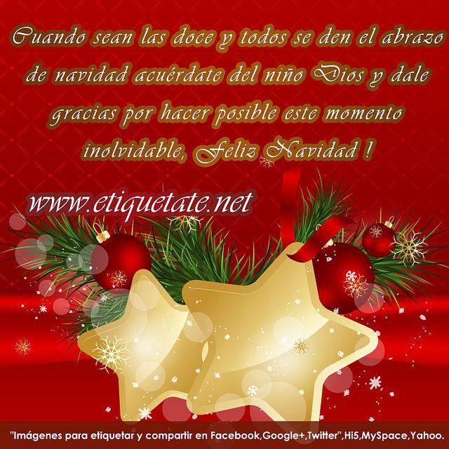 Tarjetitas de navidad para compartir