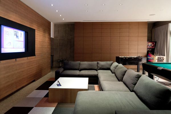 Serene7 Jpg 600 400 Modern Entertainment Rooms Pinterest