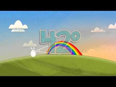 (42) ¿Cómo se forma el Arcoíris? - YouTube