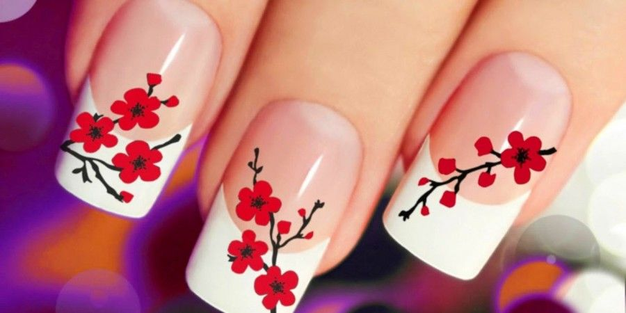 In 2 Minutes Make 3 Cutest And Easy Nail Art With Toothpick Simple And Easy Nail Art Designs For Beginners Step By Luxury Nails Easy Nail Art Floral Nail Art