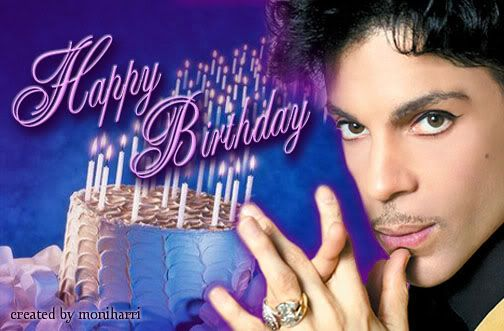 Happy Birthday Prince A True Musical Genius And One Of A Dying