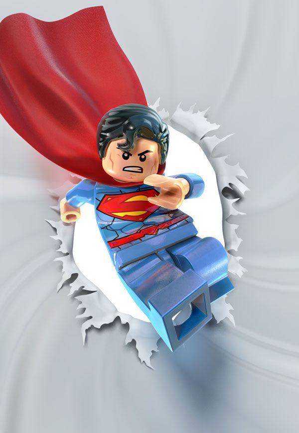 Dc Comics The New 52 Lego Cover Variants Lego Lego Batman 3