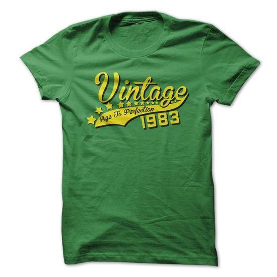 Vintage 1983 T Shirts, Hoodie Sweatshirts
