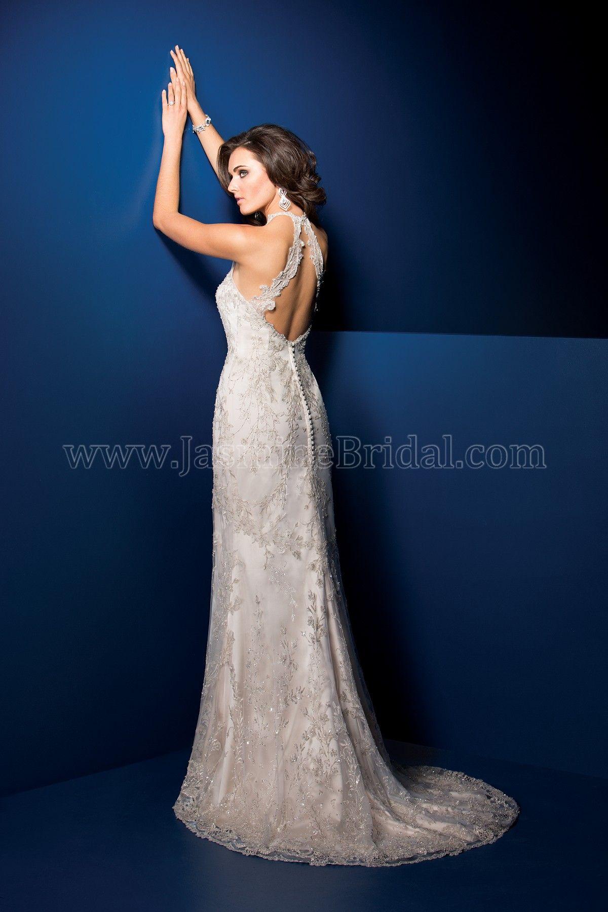 Plus size wedding reception dresses for guests  Jasmine Bridal  Designer Wedding Dresses  Wedding Day Bride Stuff
