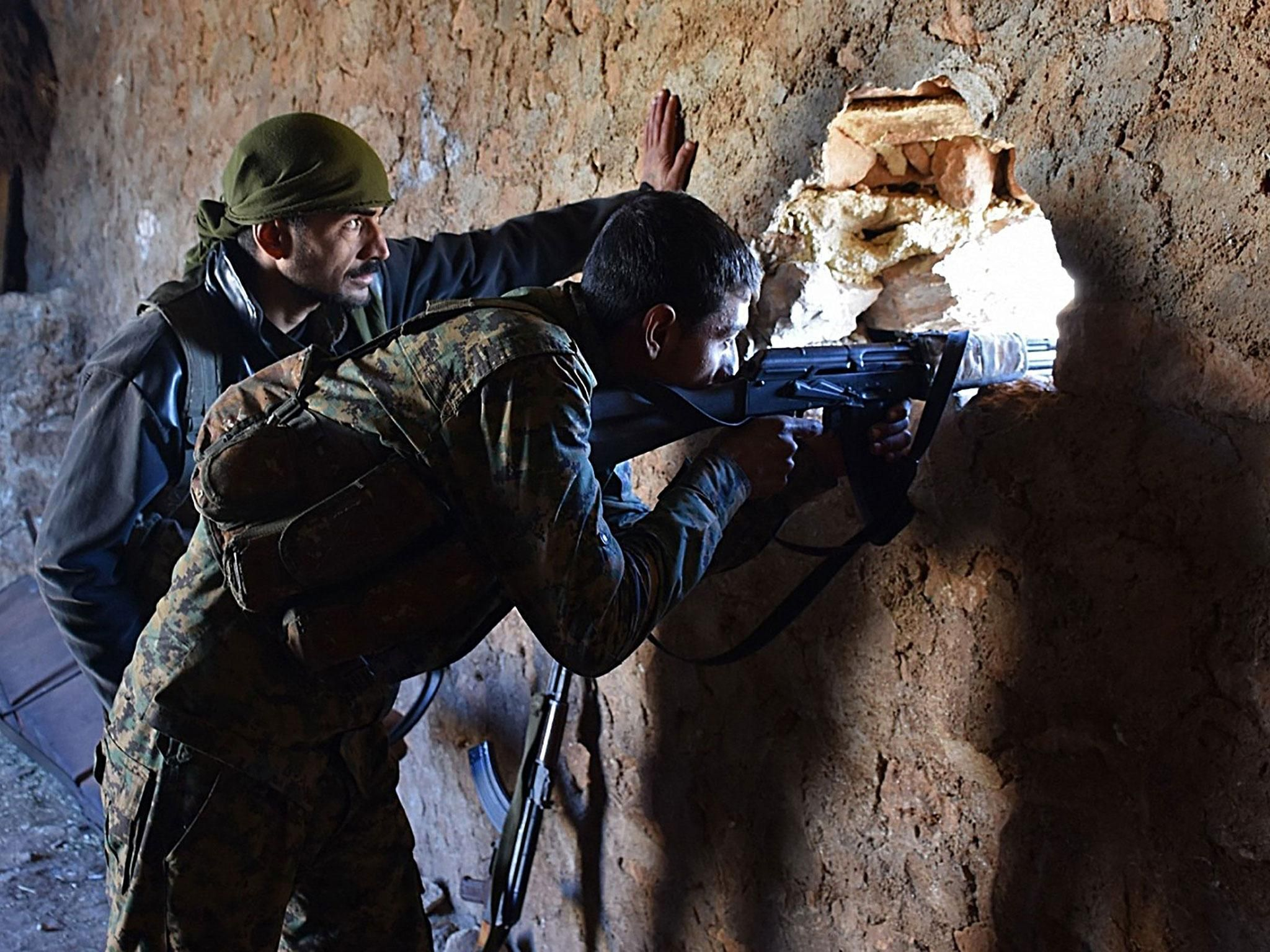 Syria civil war All eyes on strategic town of al-Bab marking a crucial new phase in the conflict - The Independent