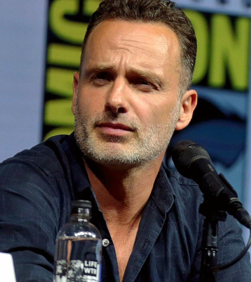 Pin by B . on ANDY Andrew lincoln, Andy lincoln, Rick grimes