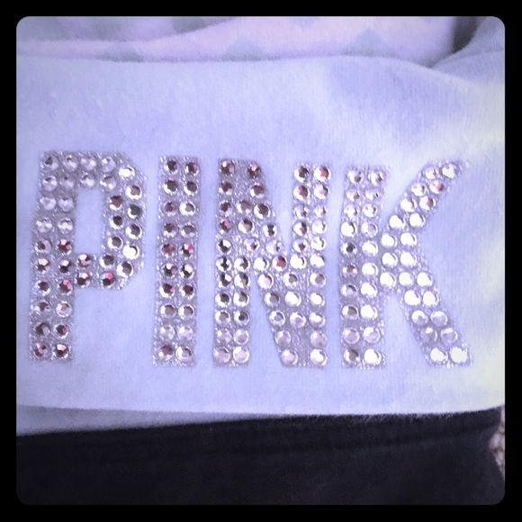 Victoria's Secret yoga pants! Has a small hole that can be fixed .  size medium PINK Victoria's Secret Pants