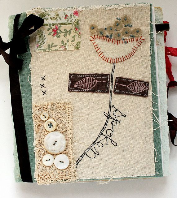 okay, this link is chocked full of seriously amazing hand crafted journals.  I want them all!