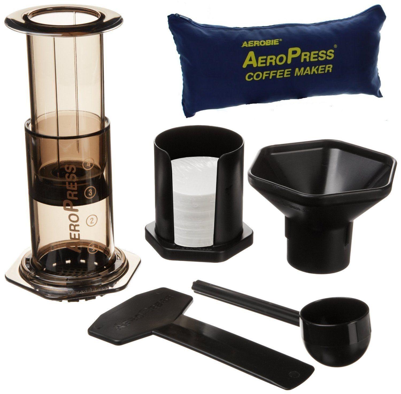 Aerobie AeroPress Coffee Maker with Tote Storage Bag: Amazon.co.uk: Kitchen & Home