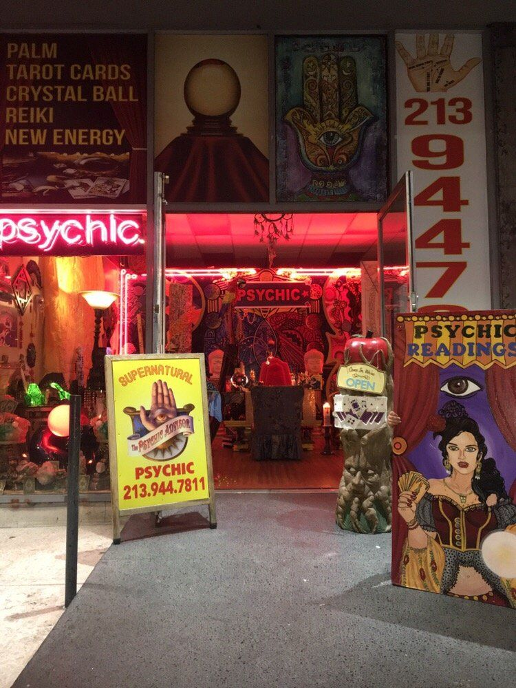 Photo Of Dtla Psychic Los Angeles Ca United States Come To The