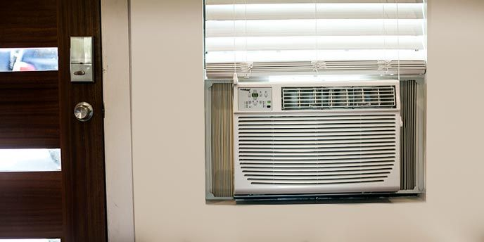 Easy to install and designed to fit virtually any window frame ...