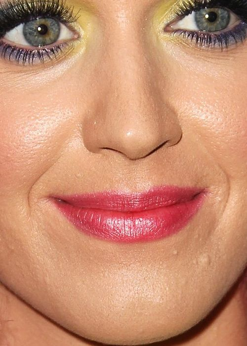 Celebrity Close Ups That Will Ruin Your Day Katy Perry Face And Body Face