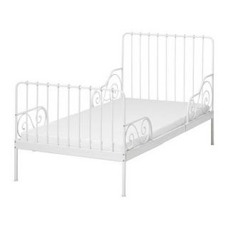 White Cast Iron Bed Ikea Com Ikea Toddler Bed Ikea Bed Ikea