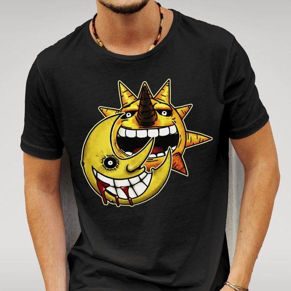 Soul Eater-Death Valley Black T-Shirt Mens