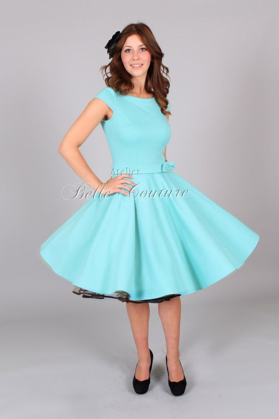 Petticoat Dress