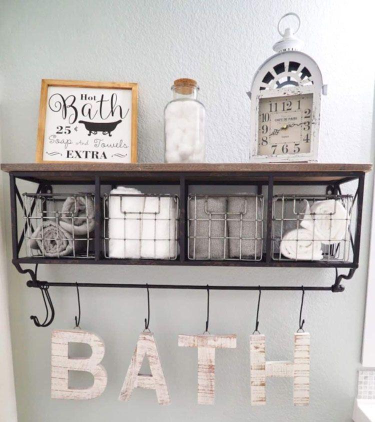 Home Ideas Review In 2020 Diy Bathroom Storage Bathroom Organisation Diy Bathroom