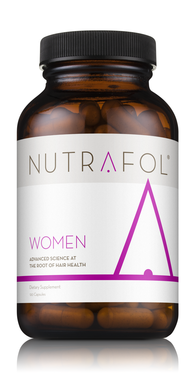 Nutrafol for Women  HarpersBAZAAR  Grow Hair Thicker