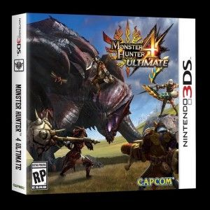 Monster Hunter 4 Review! Love this game! Game On! -Cory