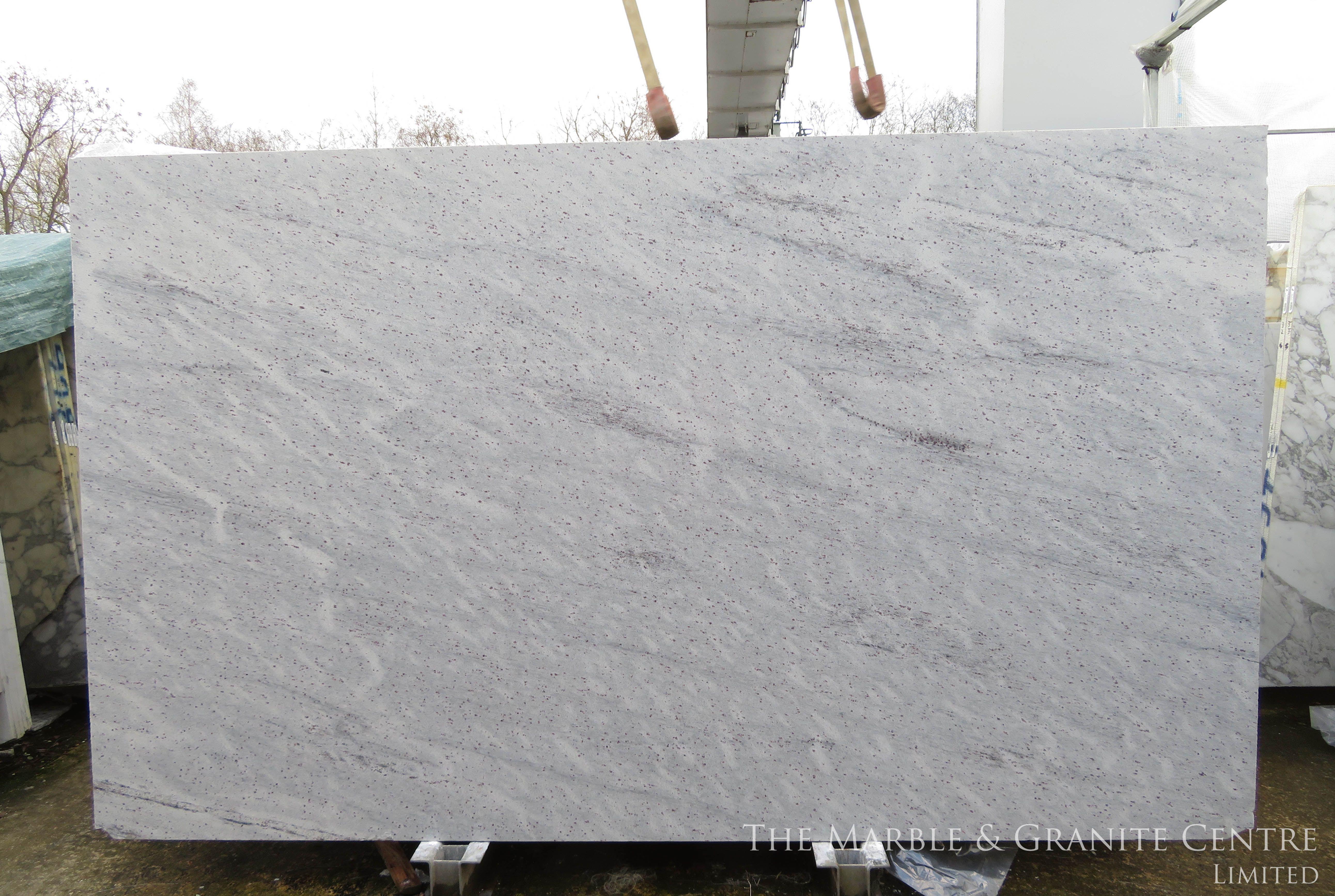 Granite River White Granite, Polished 30 Mm [2160]