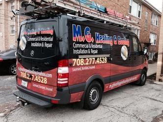 M G Heating And Cooling Inc Is A Locally Owned And Operated