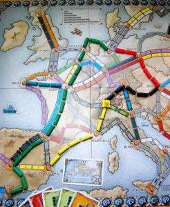 Cádiz-Estocolmo (Aventureros al Tren Europa)