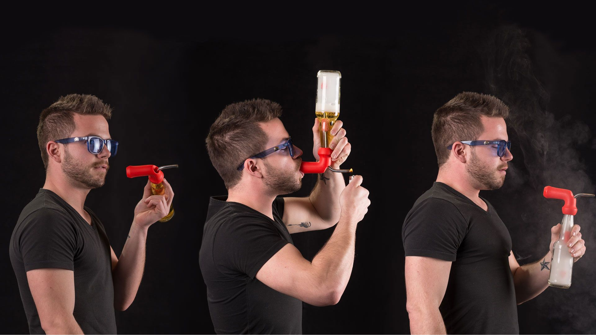 Image result for the knock out bong