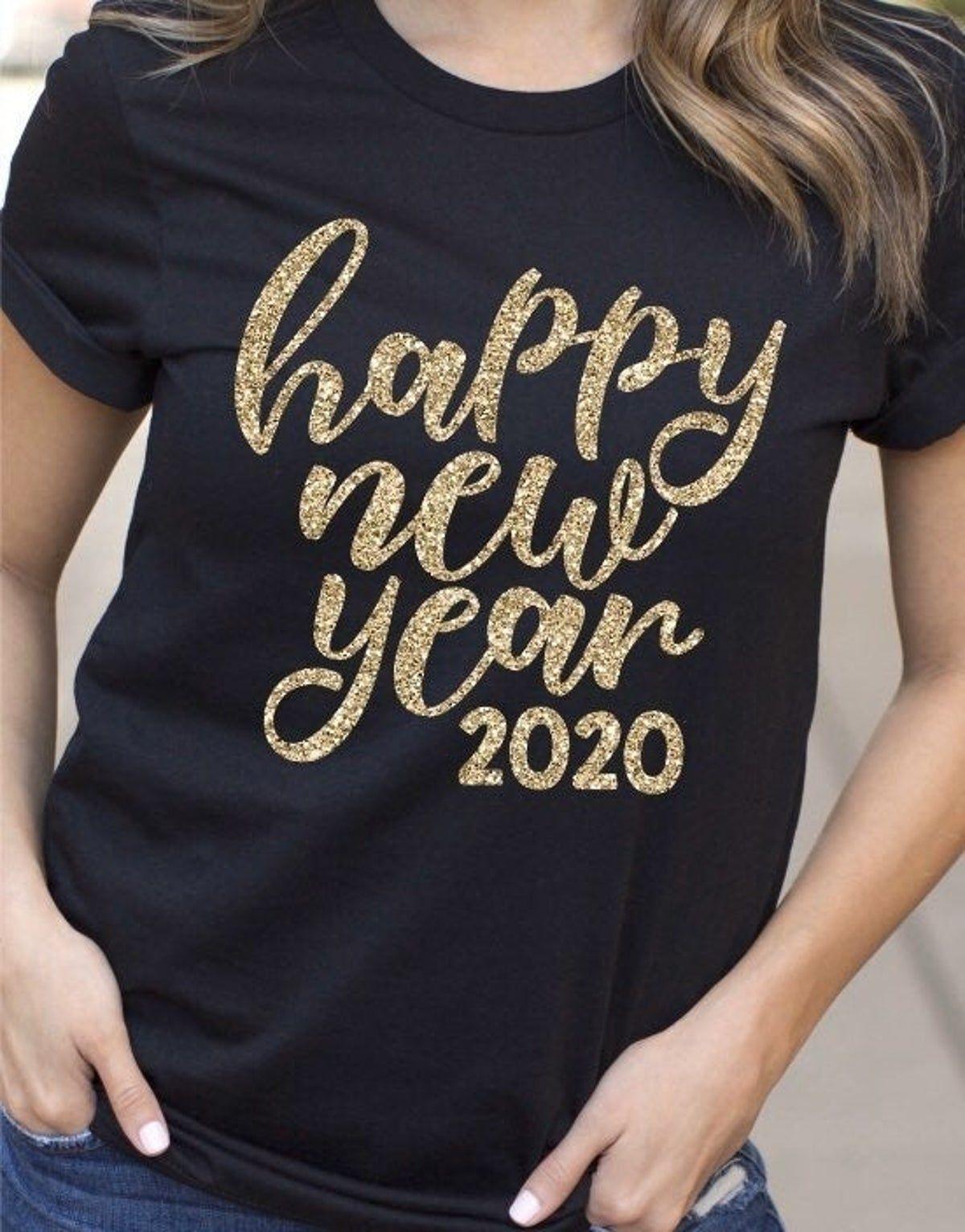 Happy New Year 2020 Shirt on Mercari