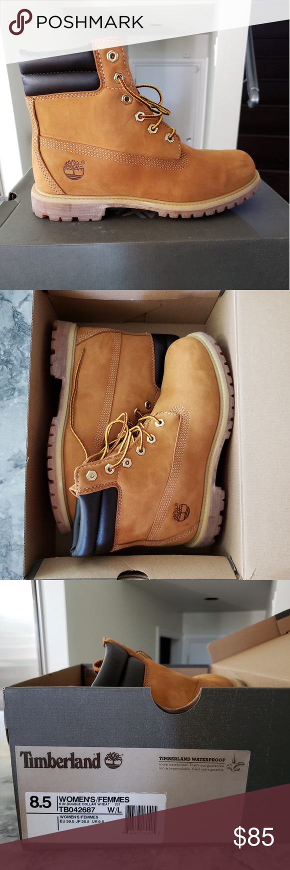Timberland boots, Timberlands shoes, Boots