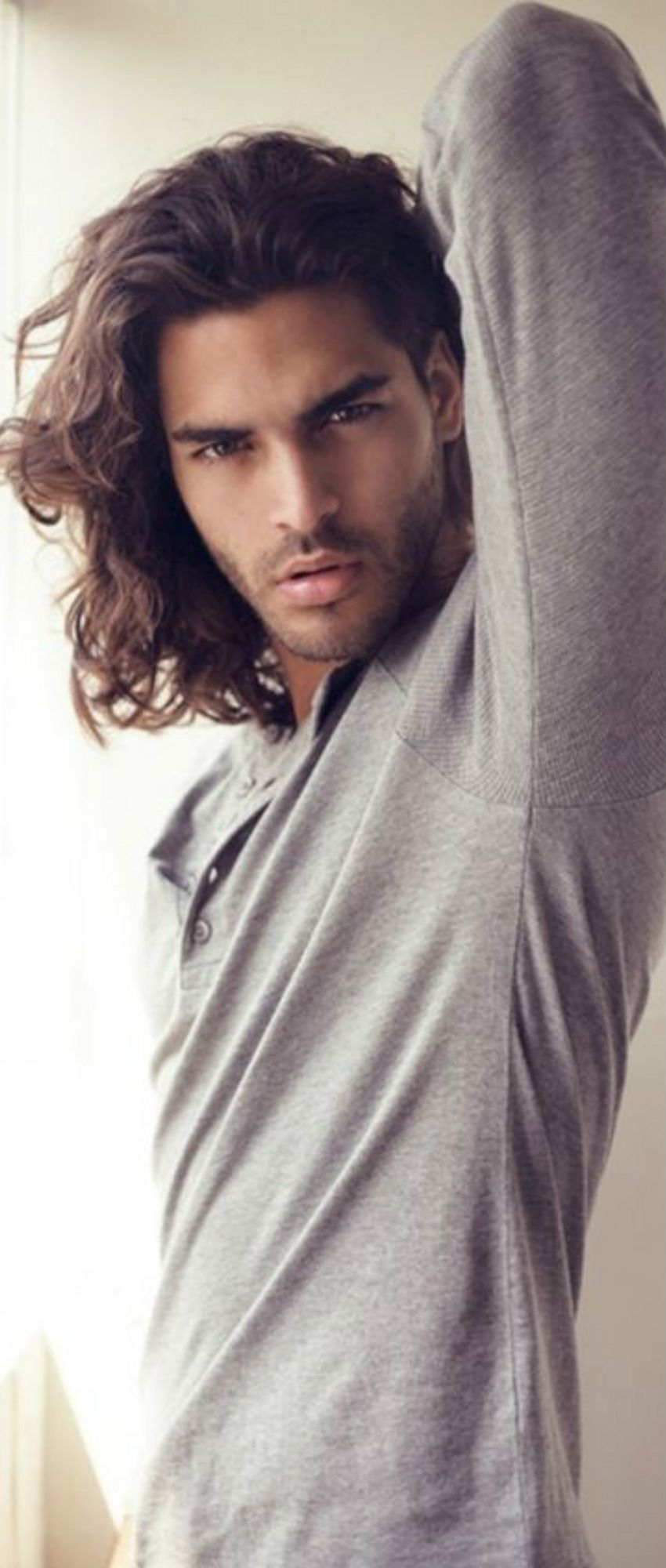 Marco Blanco Long Hair Styles Long Hair Styles Men Thick Hair