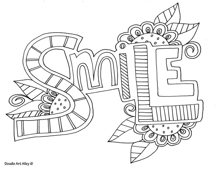 free name coloring pages printables - photo#21