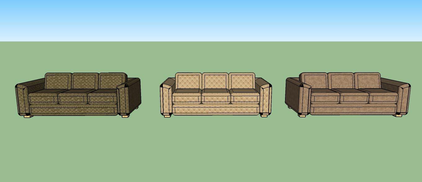 Making Of Sofa In Sketchup Sketchy Danish Pinterest Danish # Muebles Google Sketchup