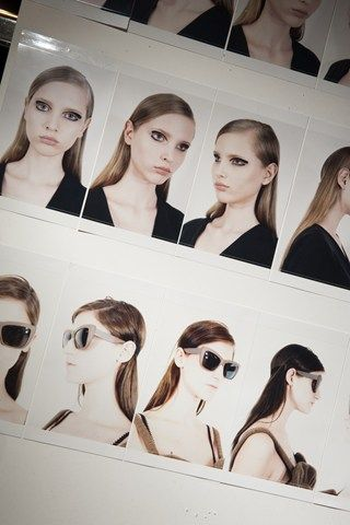 Backstage Diary: Autumn/Winter 2015