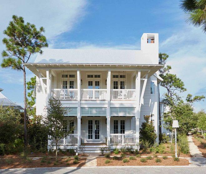 Florida Beach House With New Coastal Design Ideas Florida Beach House Beach Cottage Style White Beach Houses