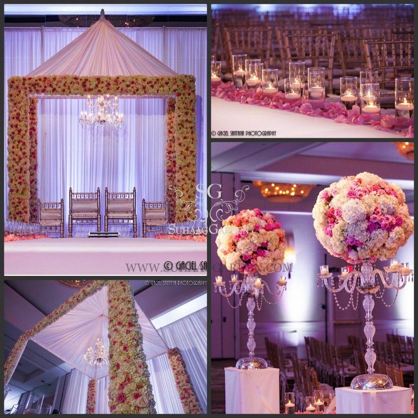 Suhaag garden florida wedding decorator pink mandap designs suhaag garden florida wedding decorator pink mandap designs outdoor indian wedding traditional junglespirit Gallery