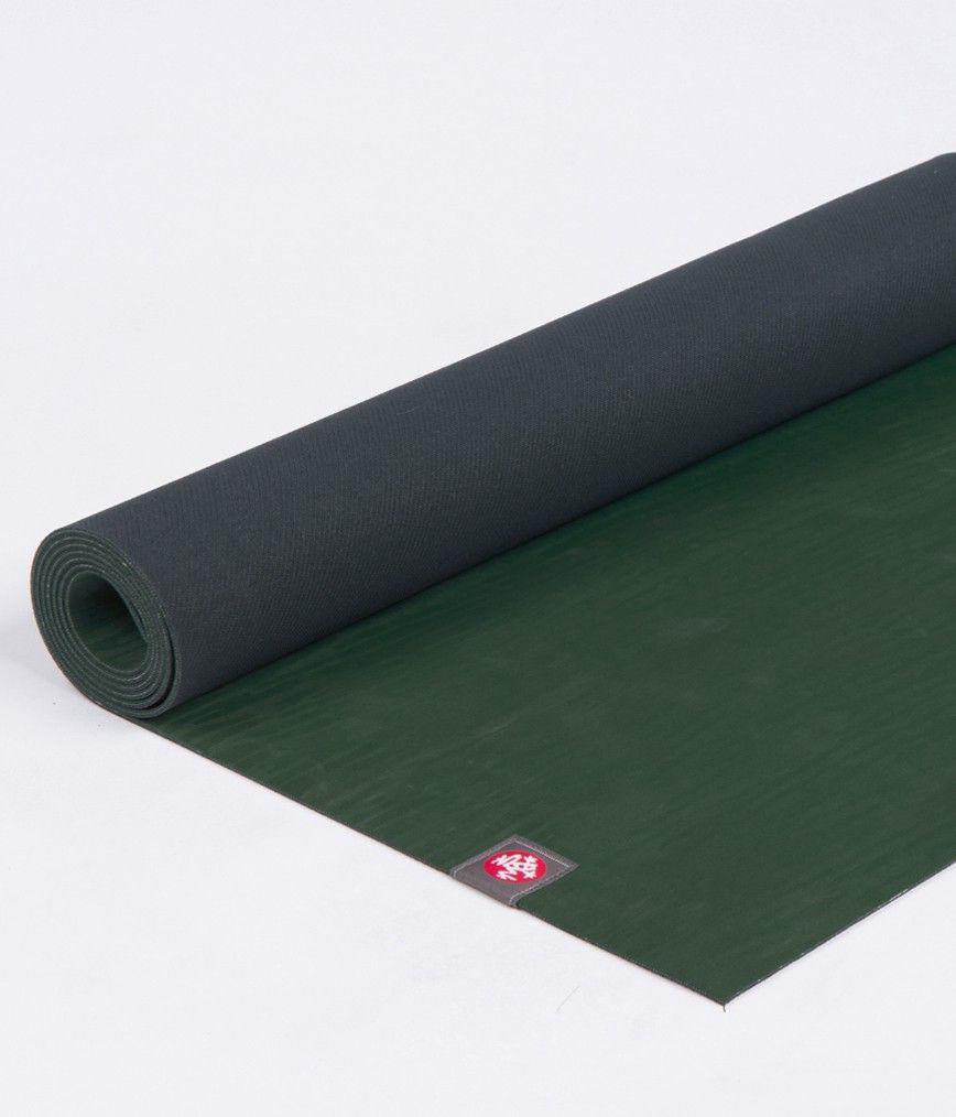 Eko Lite Yoga Mat 5mm Sage Green Manduka Yoga Mat Reviews Yoga Mat Mats