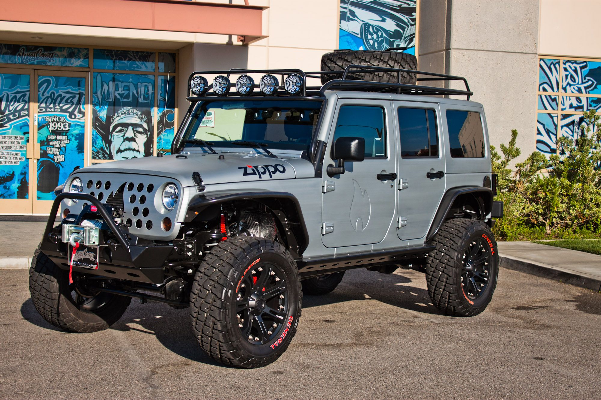 Offroad Paint Jobs