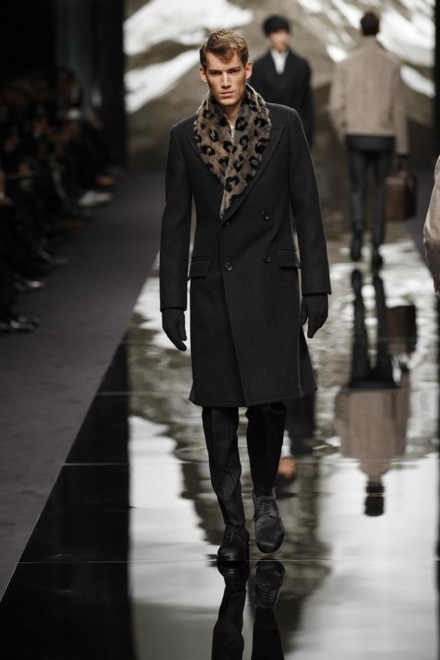 Louis Vuitton Fall/Winter Men's Collection 2013