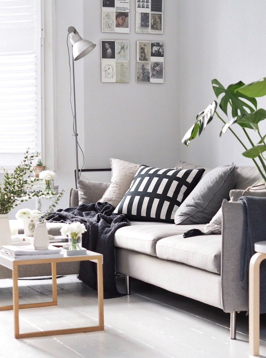 Inside My Home Scandi Living Room Small Living Rooms Living Room Accessories