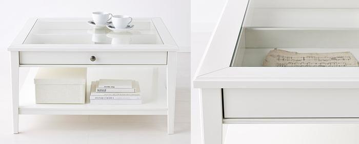 mesas de centro de cristal ikea | ideas para decorar casa ...