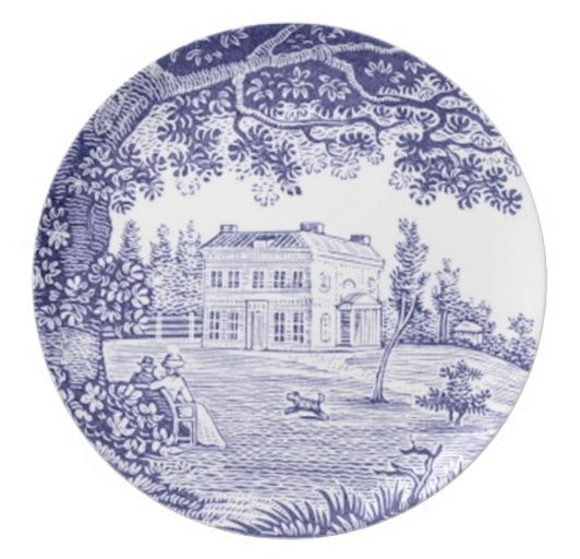 French Country Dinnerware - Blue Toile Plate-Home and Garden Design Ideas!  sc 1 st  Pinterest & French Country Dinnerware - Blue Toile Plate-Home and Garden ...