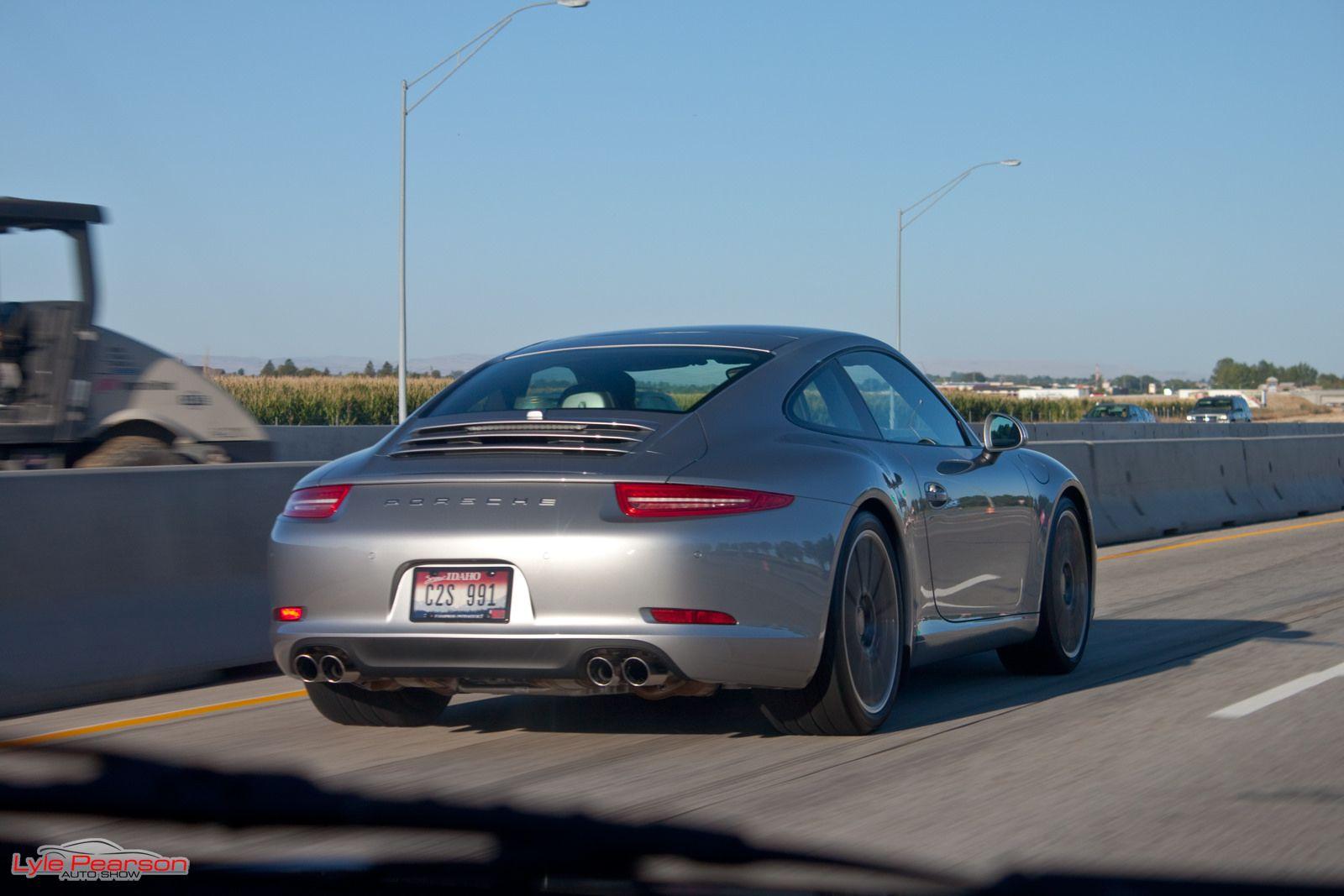 Rolling down I84 #Porsche #911C2S
