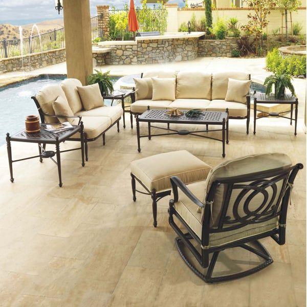 Best Bel Air Deep Seating Patio Sofa Set Deep Seating Outdoor Sofa Sets 400 x 300