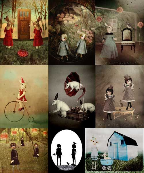 Art&ghosts Louise Robinson
