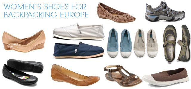 Travel Packing List for Women — Packing Guide for ...